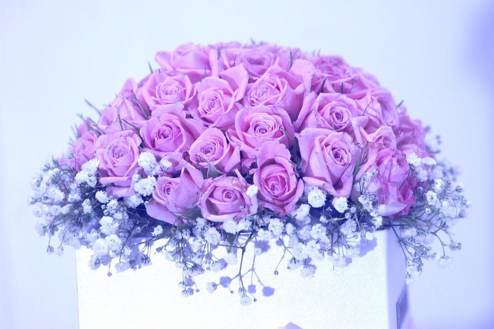Free photo Wedding Anniversary Bouquet Wedding Rose - Max Pixel