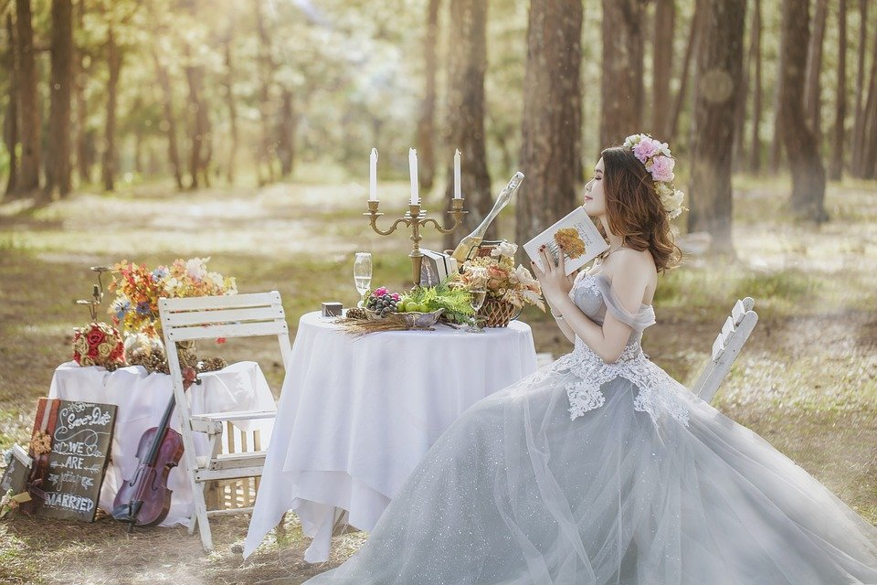 Wedding, Bride, Asia, Beautiful, Vietnam, Natural