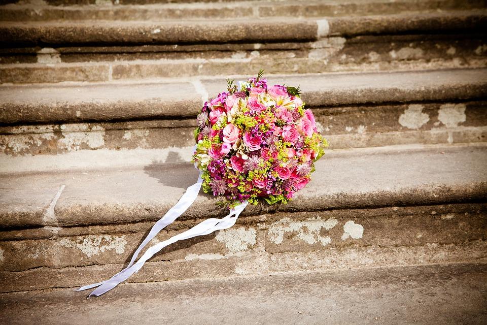 Flowers, Bridal Bouquet, Wedding, Bouquet, Bridal
