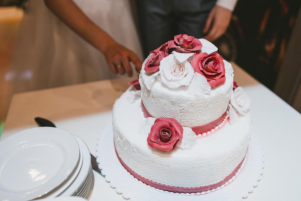 Cake, Tasty, Wedding