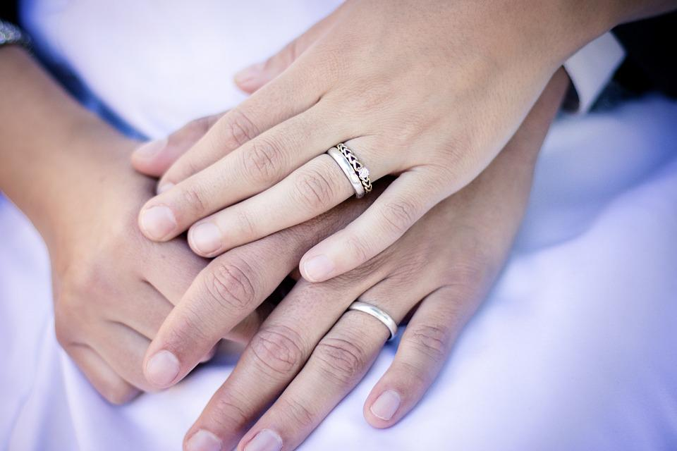 Dating ring finger