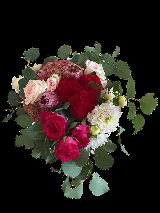 Free photo Wedding Flower Bouquet - Max Pixel