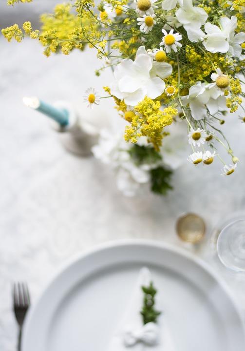 Flowers, Wedding, Bouquets, Romantic, Celebration, Love