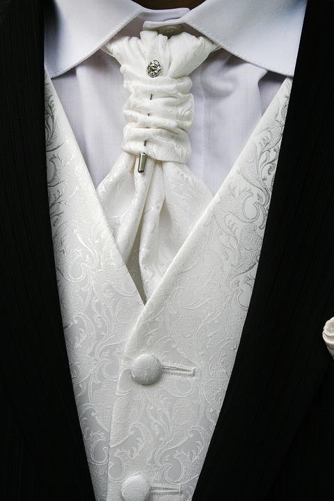 Elegant, Suit, Tie, Vest, Orb, Wedding, Husband, Dress