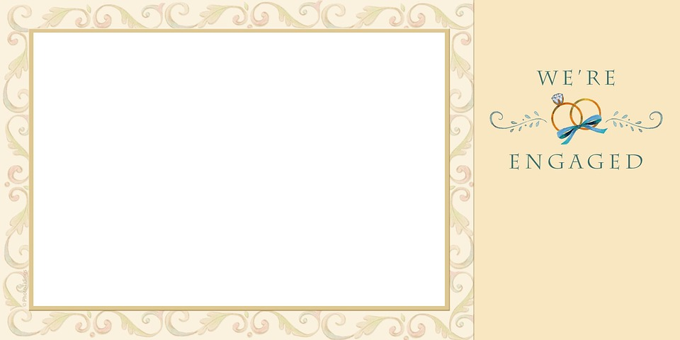 Wedding, Invitations, Announcement
