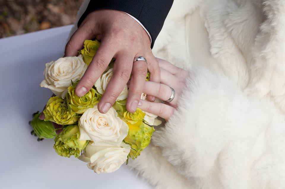 Wedding, Bouquet, In Love, Bridal Bouquet, Mood, Love