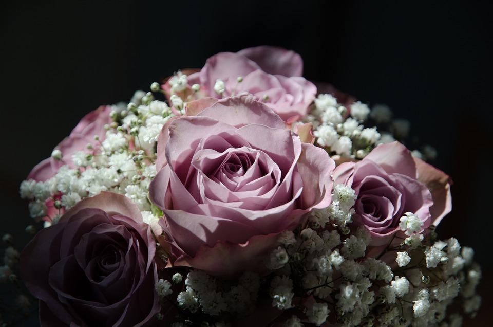 Free photo Wedding Love Marry Bouquet Flowers Bridal Bouquet - Max Pixel