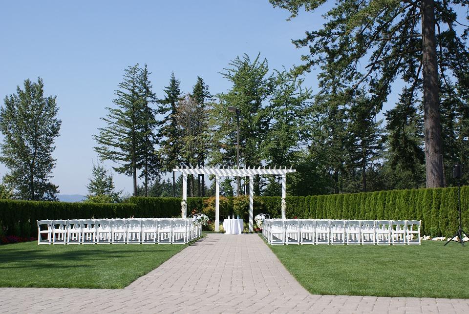 Wedding, Marriage, Love, Outdoor Wedding, Alter