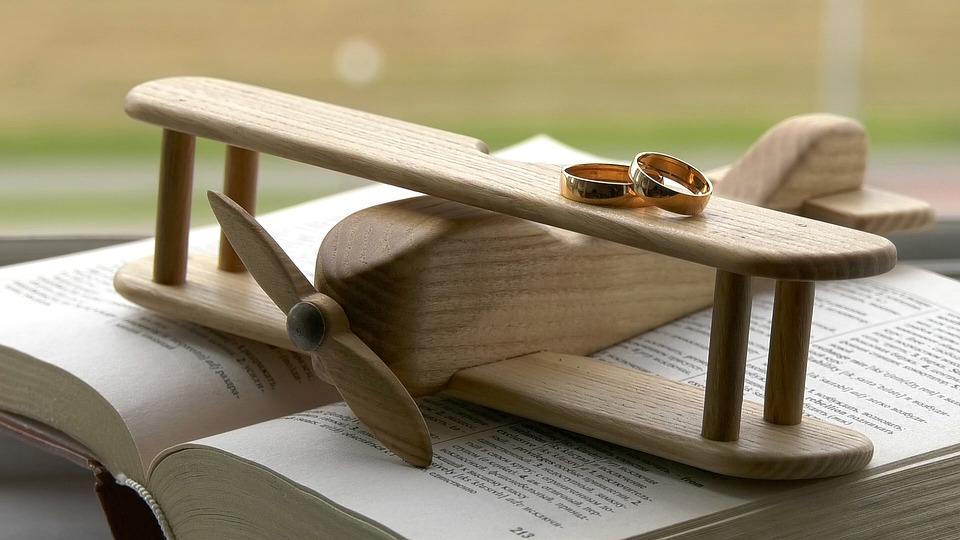 Rings, Wedding Rings, Gold, Tree, Art, Romance