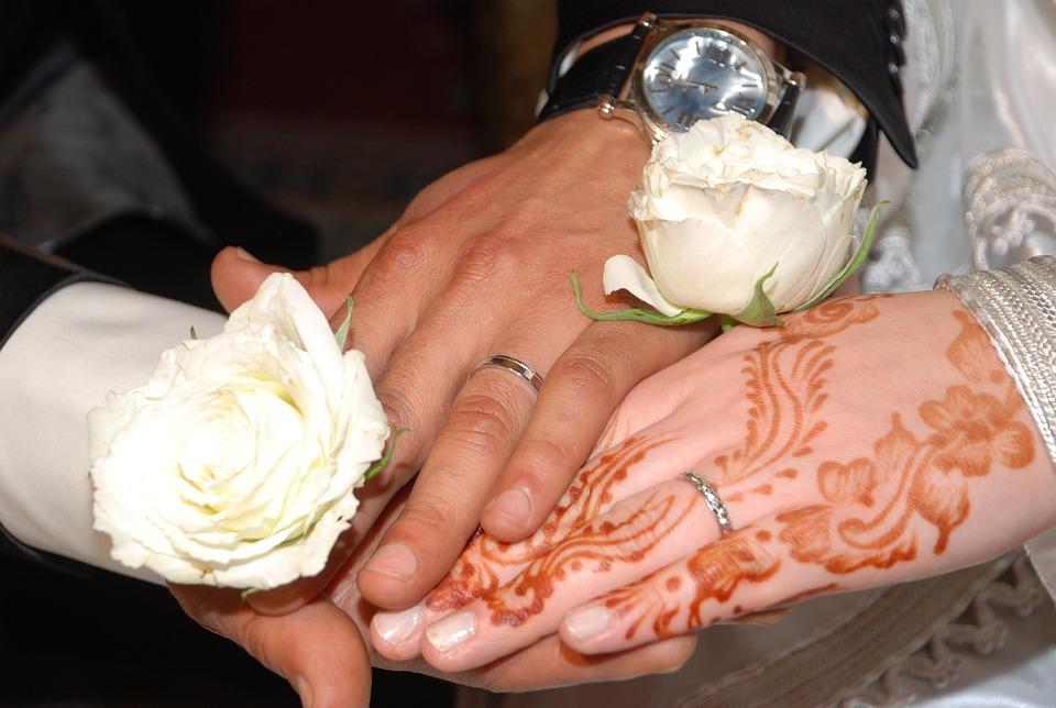 Wedding, Henna, Rings, Morocco, Getting Married