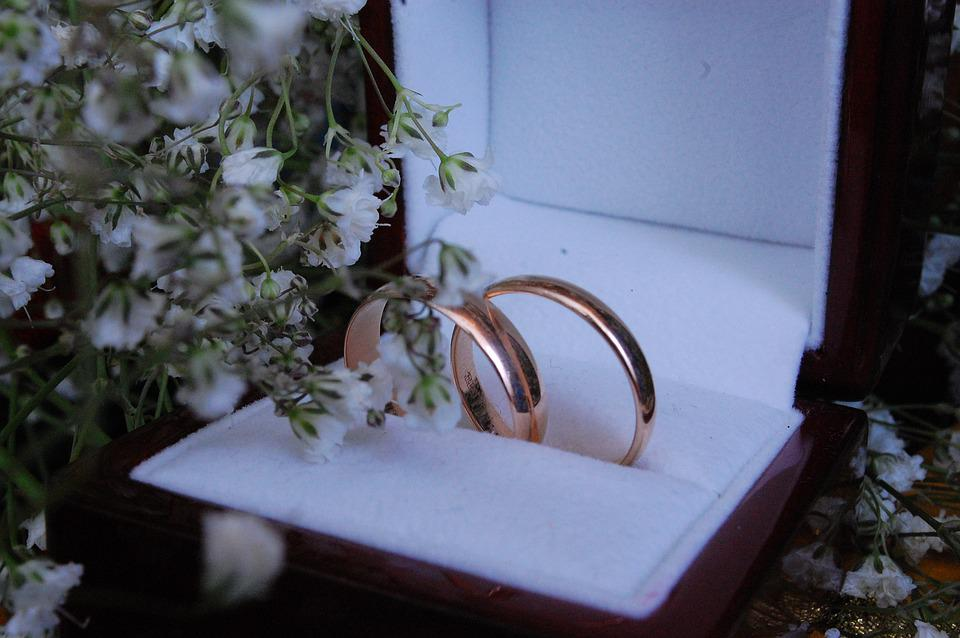 f0fb47a86 Free photo Wedding Rings Rings Gold Love Wedding Marriage - Max Pixel