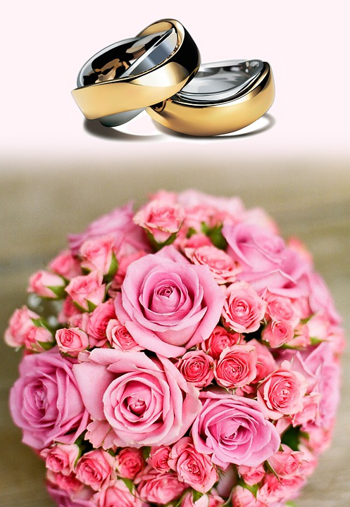 Wedding Rings, Wedding, Before, Love, Marry, Gold