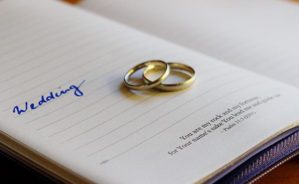 Wedding, Wedding Date, Wedding Rings, Marriage, Luck