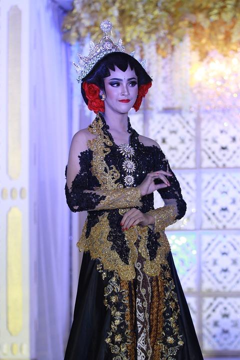 Java, Wedding, Traditional, Asia, Ethnic, Indonesia