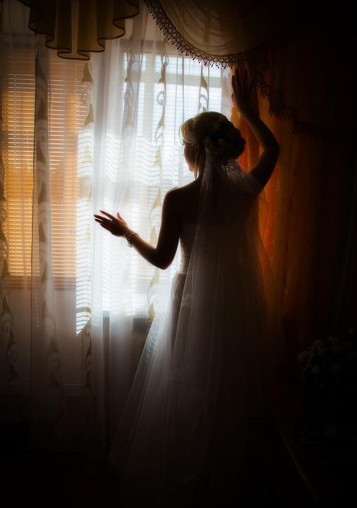 People, Woman, Bride, Wedding