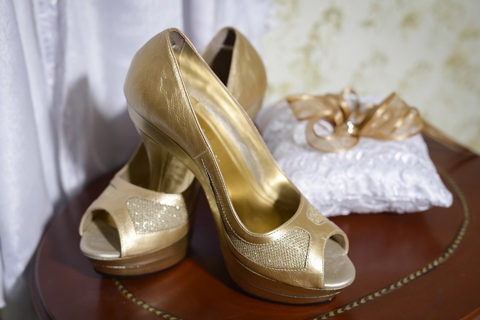 Shoes, Wedding, Slippers, Women