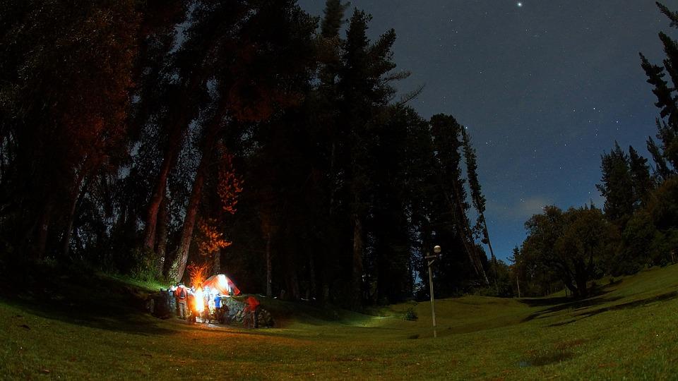 Ecuador, El Boliche, Cotopaxi, Weekend, Bonfire