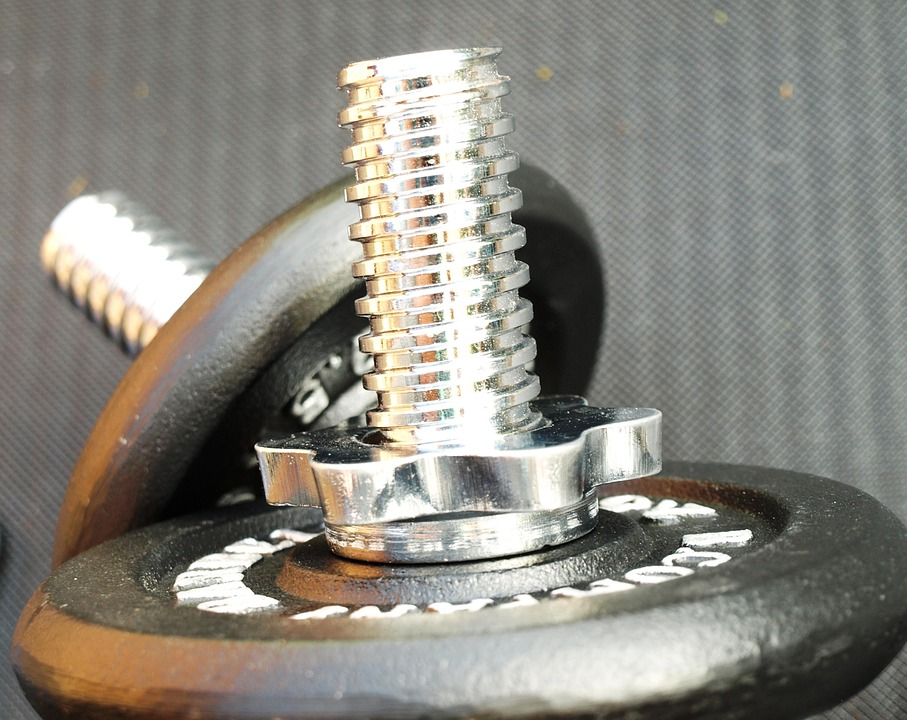 Dumbbells, Weight Plates, Strength Training, Fitness