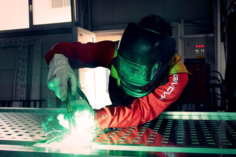 Welding, Aluminum, Industry, Technology, Manufacturing