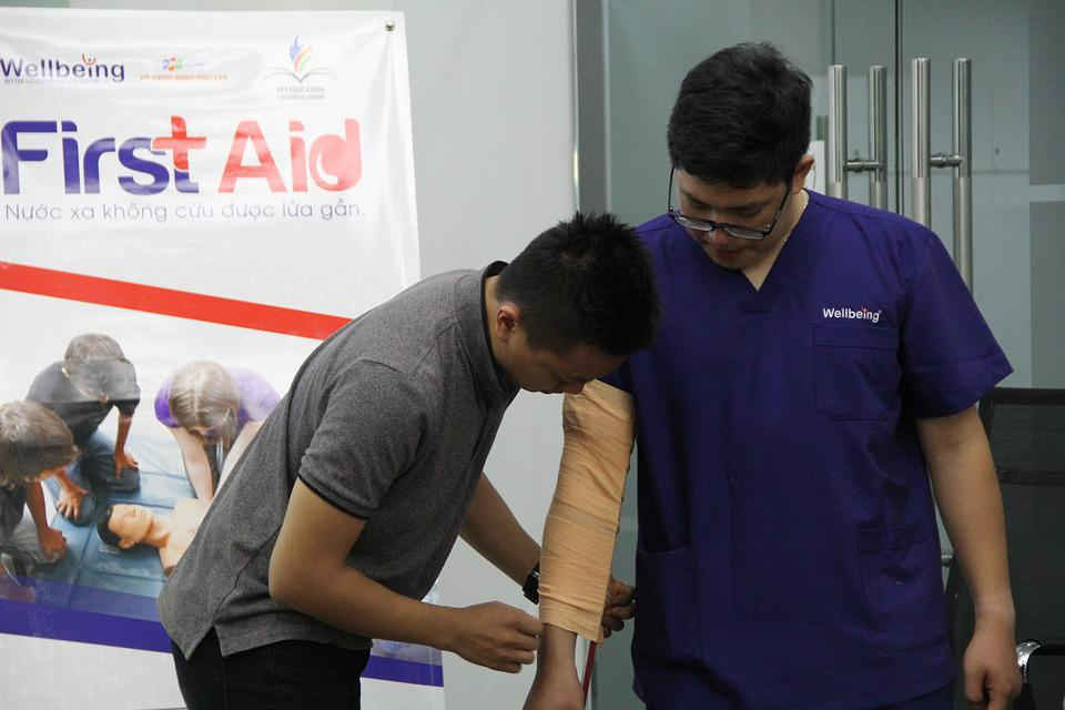 Wellbeing, First Aid, Viet Nam