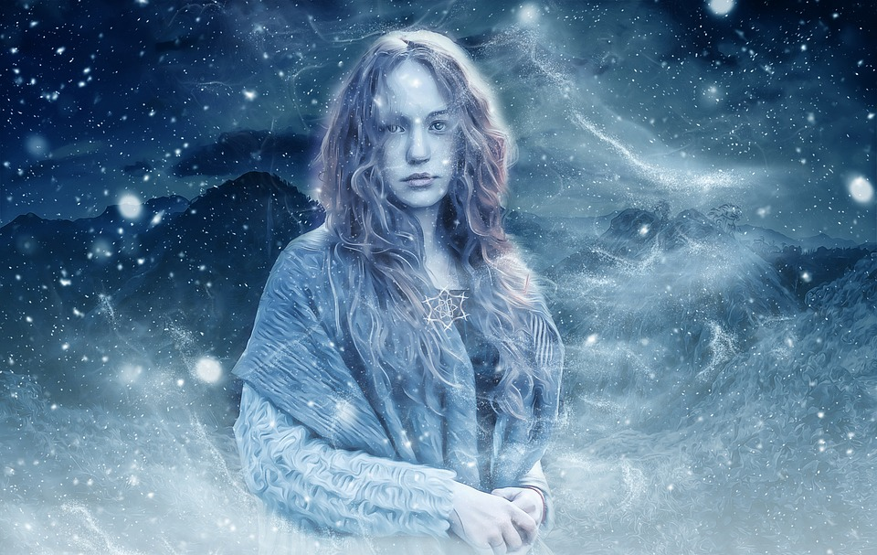 Celtic Woman, Welsh, Scottish, Female, Young, Pagan