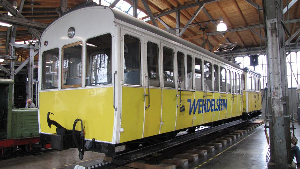 Rack Railway, Wendelstein