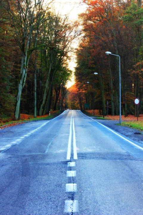 Way, Autumn, West