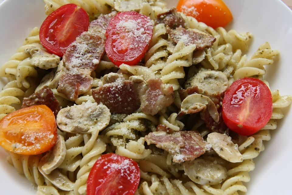 Spaghetti, Western, Tomato, Cherry Tomatoes, Food