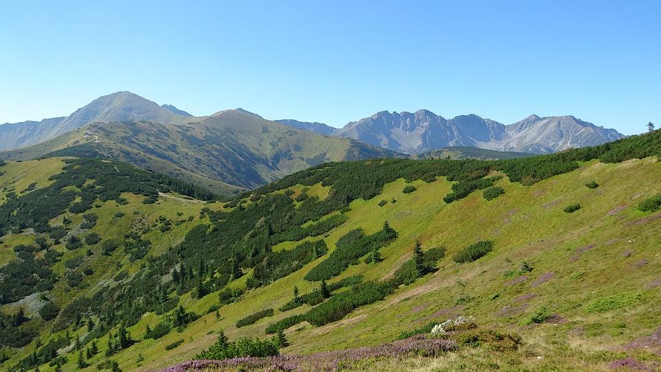 Western Tatras, Mountains, Landscape, Tatry, Tourism