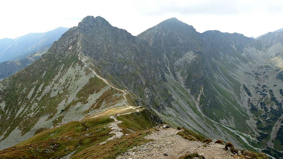 Western Tatras, Mountains, Tops, Landscape, Nature