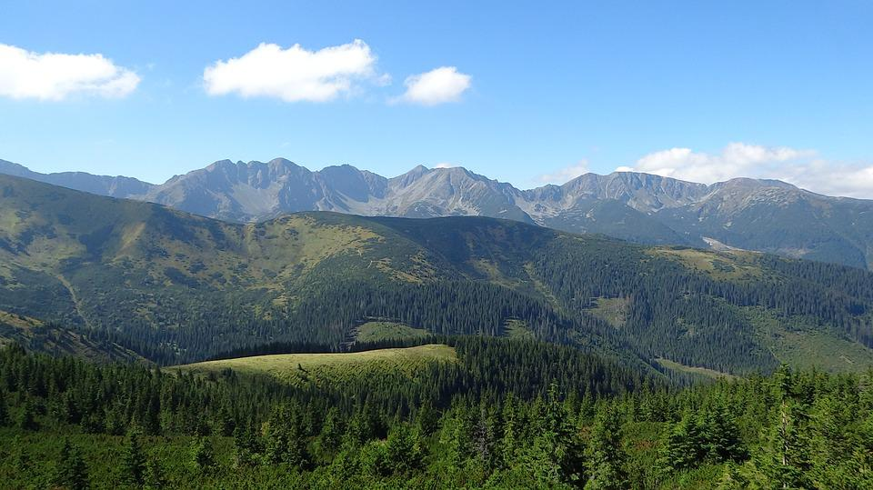Western Tatras, Mountains, Landscape, Nature, Tourism