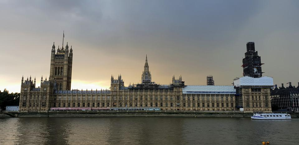Westminster, Thames, London, Landmark, Parliament