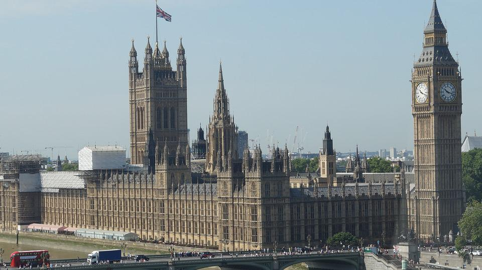 Westminster Palace, Big Ben, London Westminster