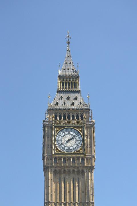 London, Big Ben, Architecture, Westminster, Parliament
