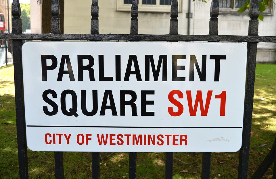 London, Parliament, Piazza, Westminster