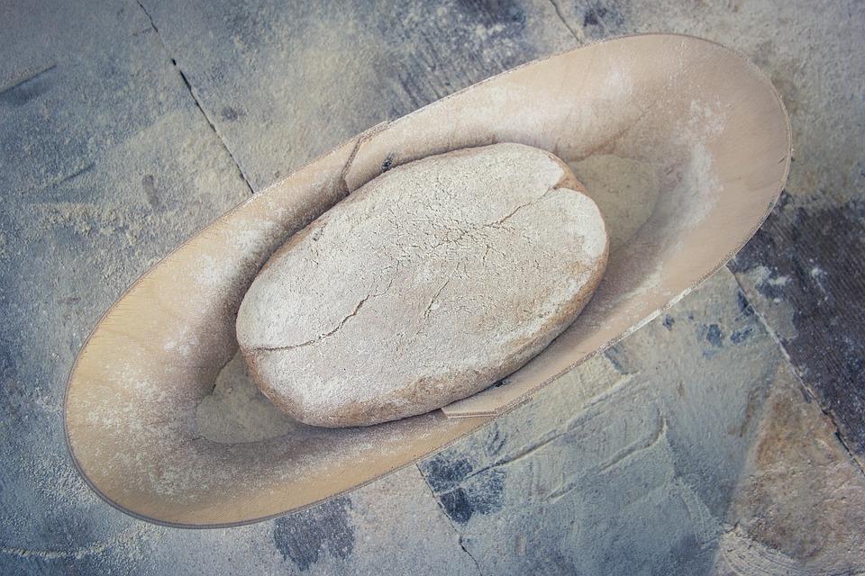 Bread, Loaf, Set Aside, Food, Bakery, Fresh, Wheat