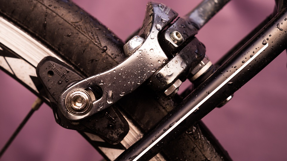 Bicycle, Brake, Rear, Cycling, Wheel