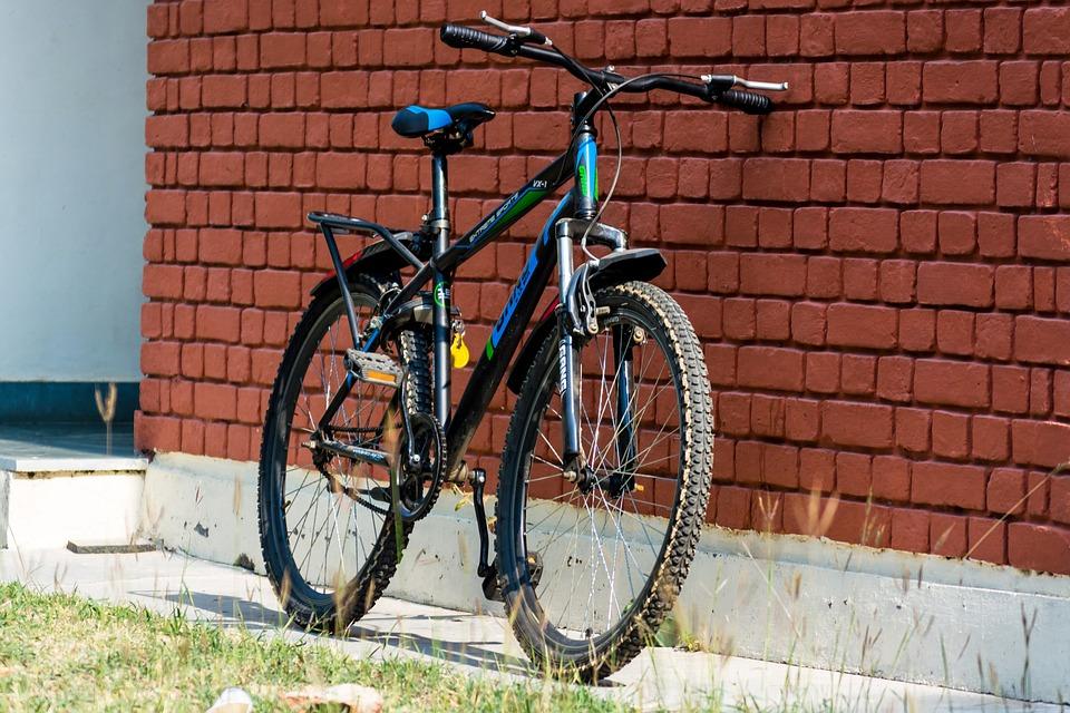 Bike, Bicycle, Two, Wheel, Mountain Bike