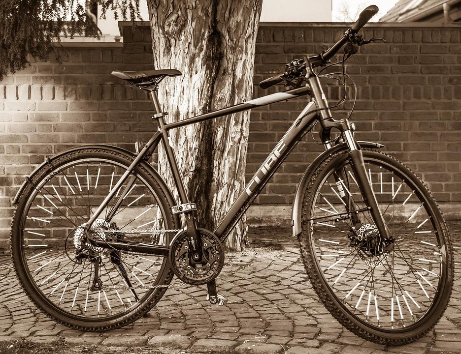 Bike, Trekking, Drive, Wheel, Cycling, Cycle, Sport