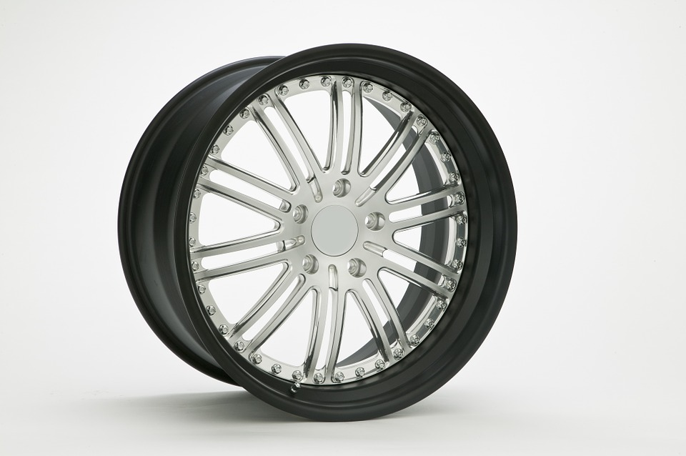 Wheel Rim, Rim Of Wheel, Wheel, Tire, Car, Part