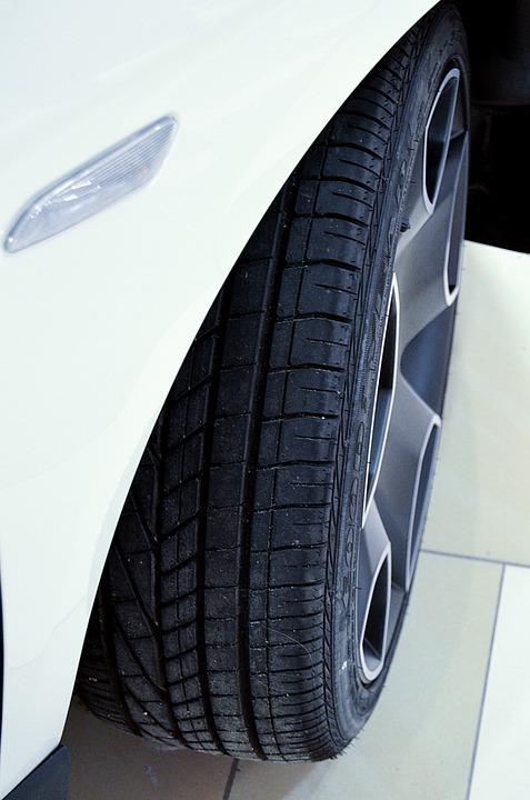 Tire, Wheel, Car, White, Rim, Tyres