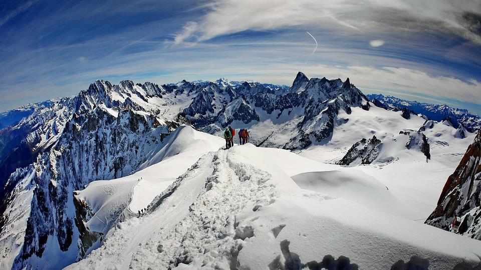 Switzerland, Mont Blanc, Montreux, Which