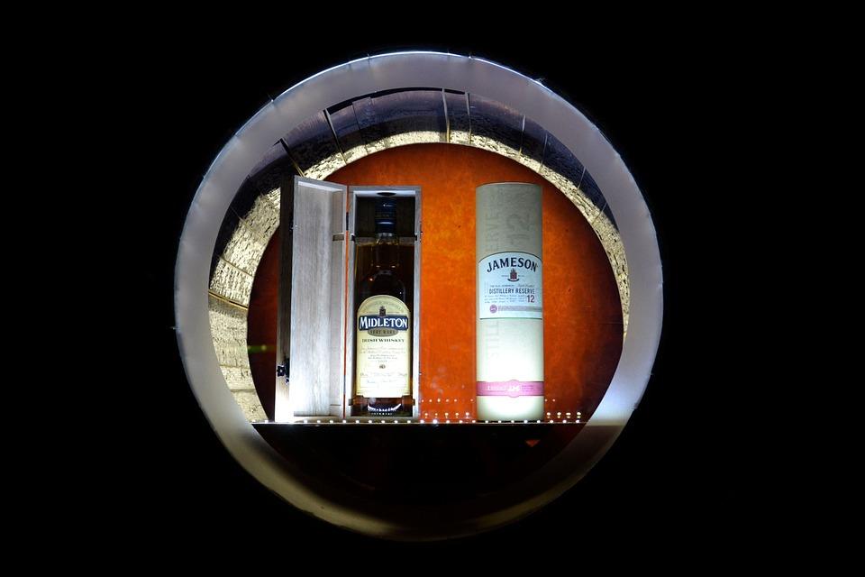 John Jameson, Whisky, Whiskey, Exhibition, Dublyn