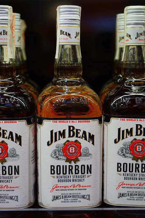 Whisky, Jim Beam, Bourbon Whiskey, Drink, Alcohol