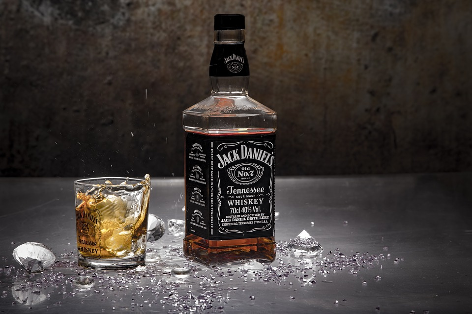 Drink, Bottle, Spirits, Whisky, Glass, Alcohol, Jack