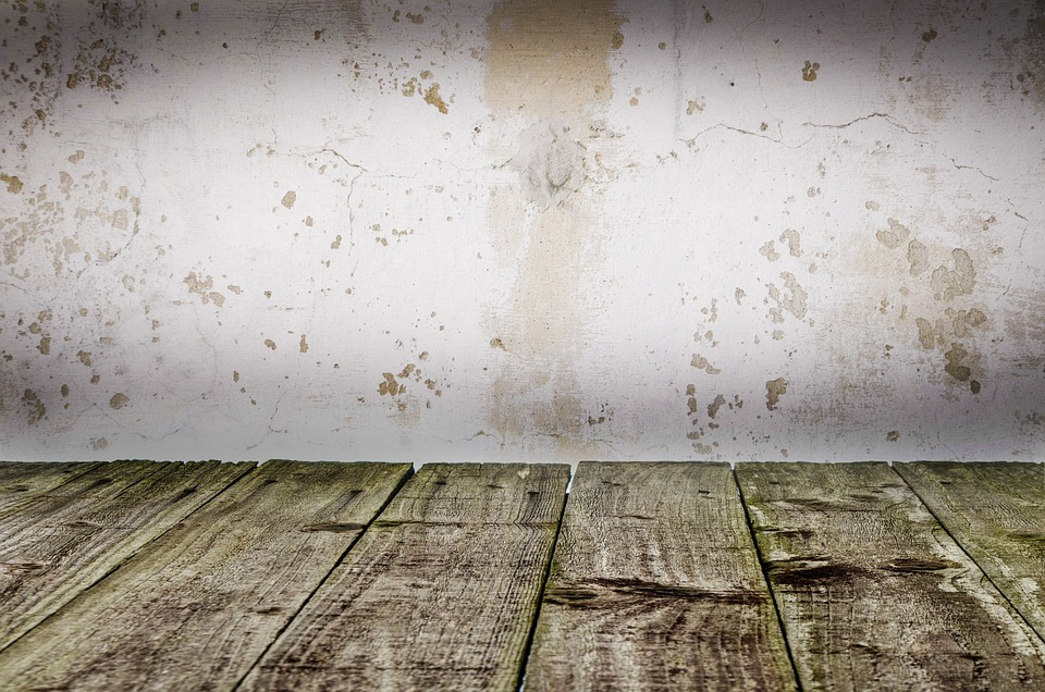 Wall Old Background White Wood Rustic Interior