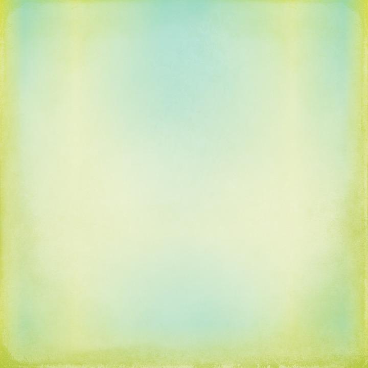 Blue, Green, White, Scrapbook, Design, Background