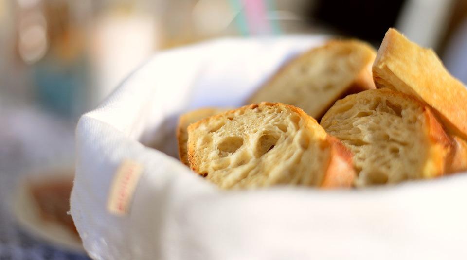 Baguette, Bread, White Bread, Eat, Breadbasket, Bakery