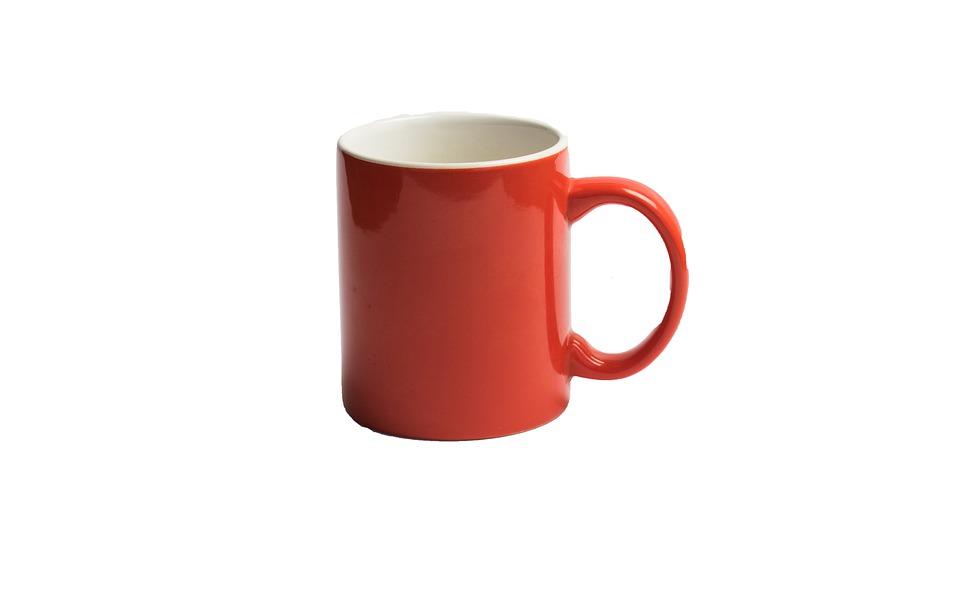 Cup, Coffee, Drink, Mug, Isolated, White, Tea, Black