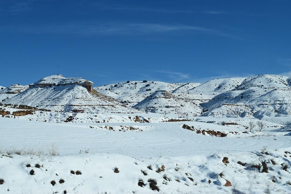 Snow, Cold, Winter, White, Landscape, Frozen, Ice